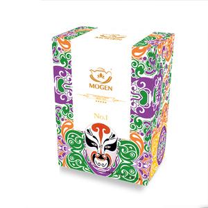 语儿泉脸谱金花茶125g盒装(白茶)