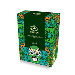 语儿泉脸谱金花茶125g盒装(绿茶)