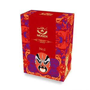 语儿泉脸谱金花茶125g盒装(红茶)